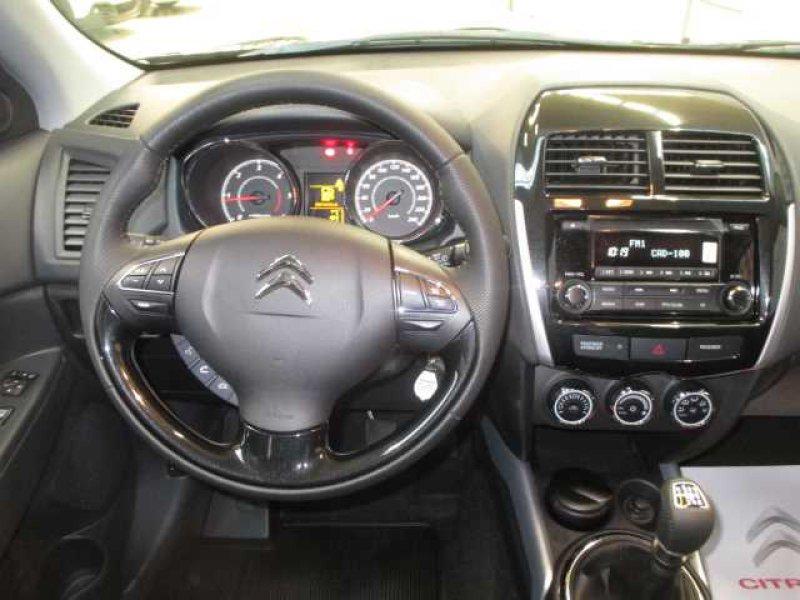 Citroen C4 Aircross HDi 84KW (115CV) S&S 6v 2WD Live Edition