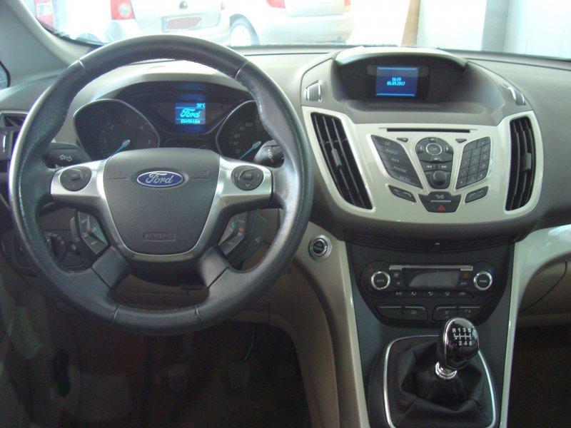 Ford C-Max 1.6 TDCi 115cv Titanium