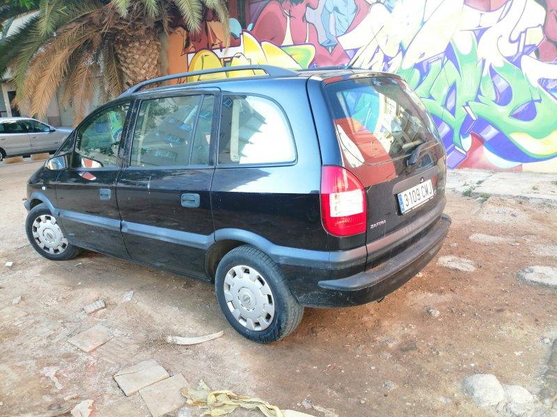Opel Zafira 2.0 Dti 16v Comfort