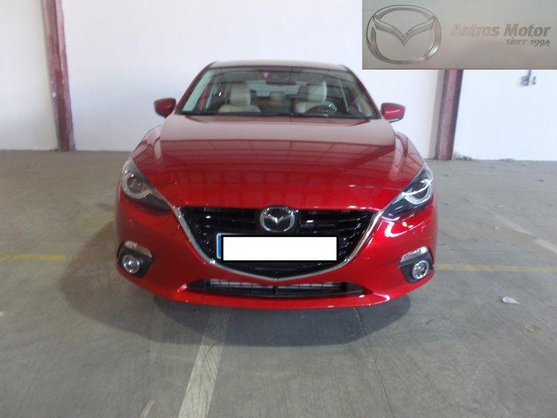 Mazda Mazda3 2.2 DE 150 MT Luxury Safety