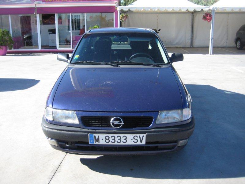 Opel Astra 1.6I 16V GLS