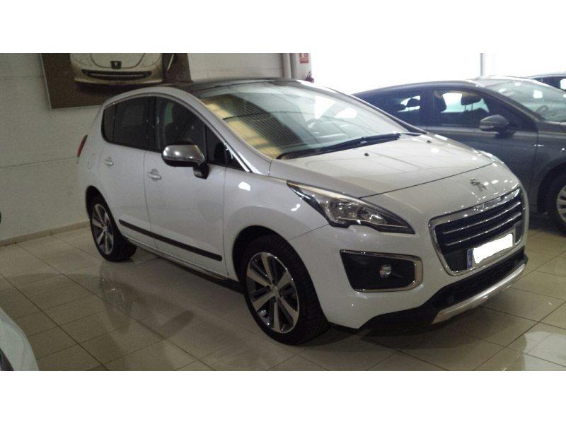 Peugeot 3008 1.6 BlueHDI 120 FAP Allure