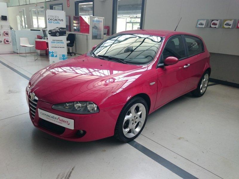 Alfa Romeo 147 1.6 TS Progression