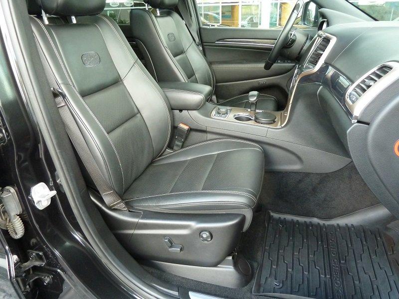 Jeep Grand Cherokee 3.0 V6 Diesel 250 CV Overland