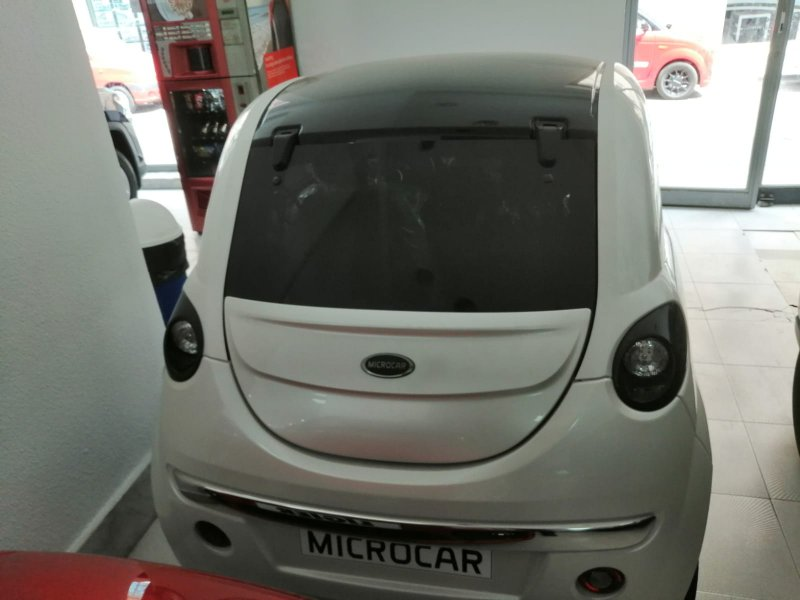 Microcar Due Premium 1.2 8v 51kW (69CV) Limited