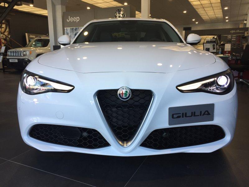 Alfa Romeo Giulia 2.2 Diesel 132kW (180CV) Super