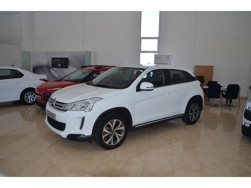 Citroen C4 Aircross HDi 115cv Stop & Start 6v 2WD COLLECTION Collection