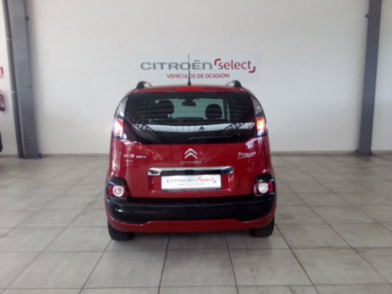 Citroen C3 Picasso BlueHDi 100 Exclusive