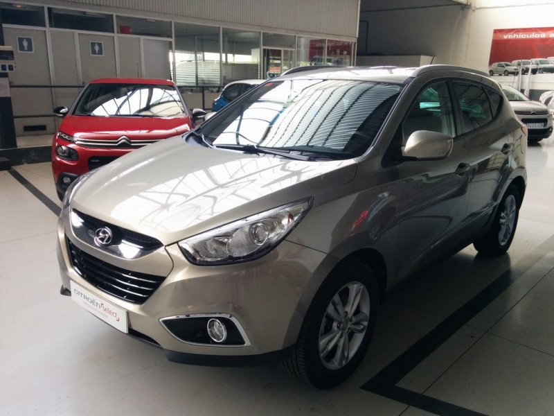 Hyundai IX35 2.0 CRDi GLS 4x2 Comfort