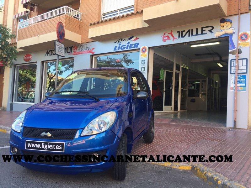 Ligier X-TOO ldw 502 SPORT