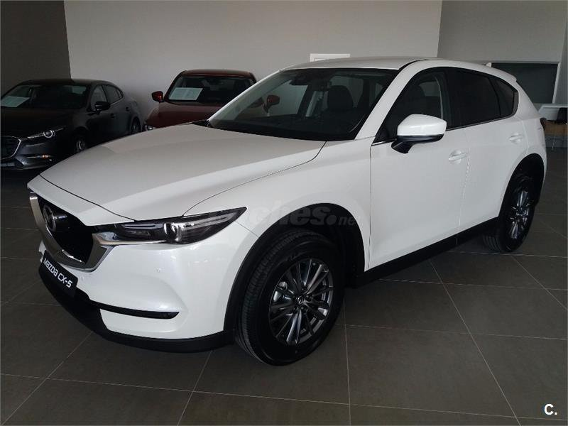 Mazda CX-5 2.0 121kW GE 2WD evolution navy