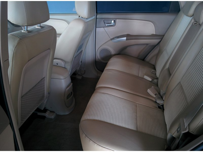 Kia Sportage 2.0 CRDI VGT 4x4 EX