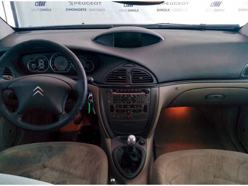 Citroen C5 2.0 HDi Exclusive