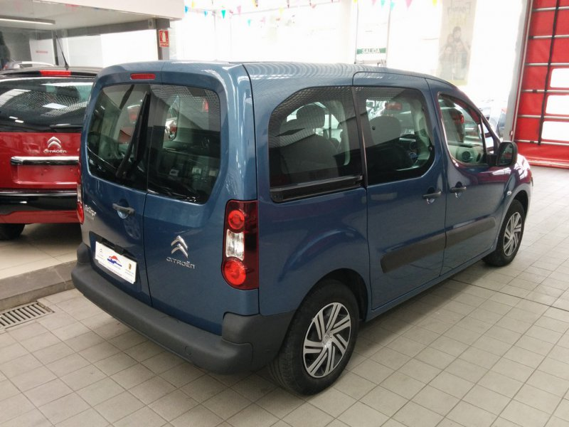 Citroen Berlingo 1.6 HDi 90 Tonic