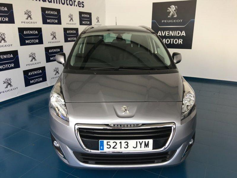 Peugeot 5008 1.6 BlueHDi 120 EAT6 Allure