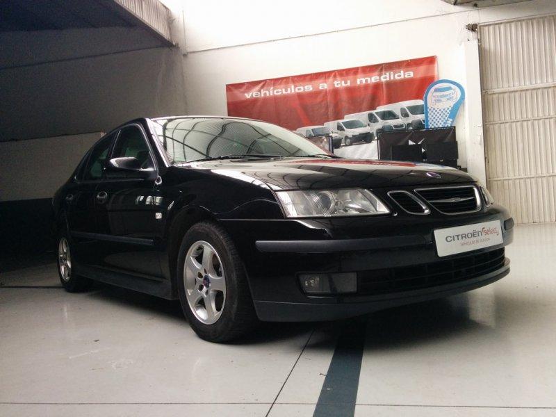 Saab 9-3 2.2TiD Linear