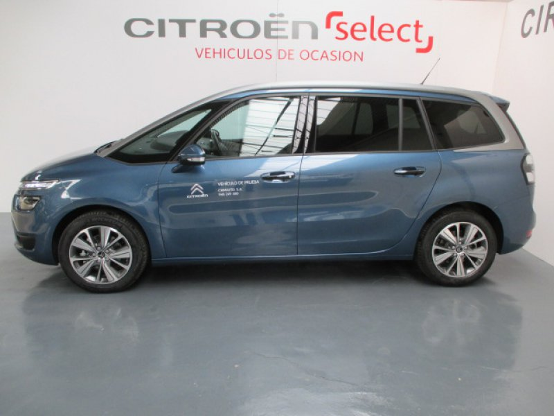 Citroen Grand C4 Picasso BlueHDi 120cv Intensive Plus