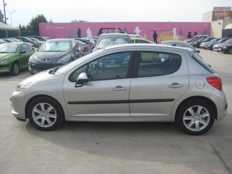 Peugeot 207 1.6 HDI 110 Sport