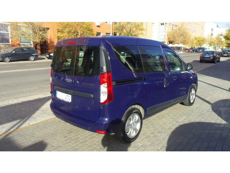 Dacia Dokker 15dCi 90cV sl eficacia
