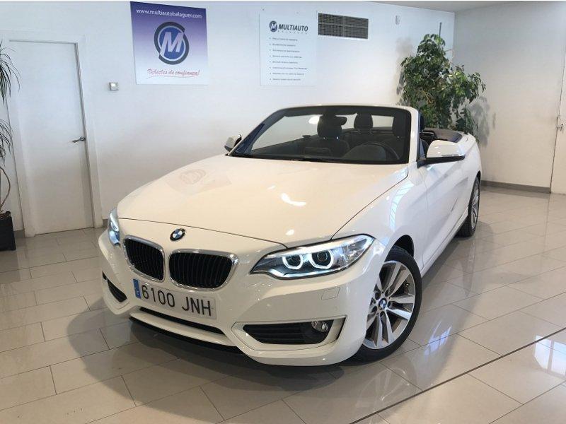 BMW Serie 2 218d 150 CV -