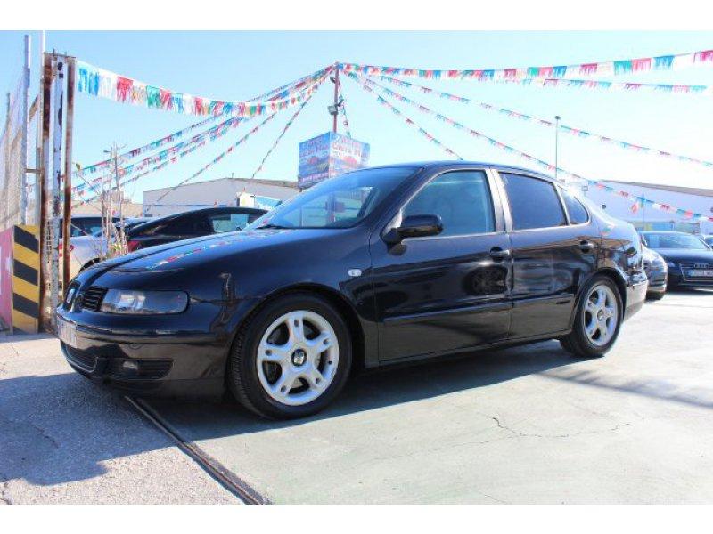 SEAT Toledo 2.3 V5 Sport SPORT