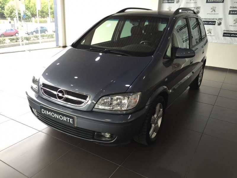 Opel Zafira 2.2 Dti 16v Enjoy