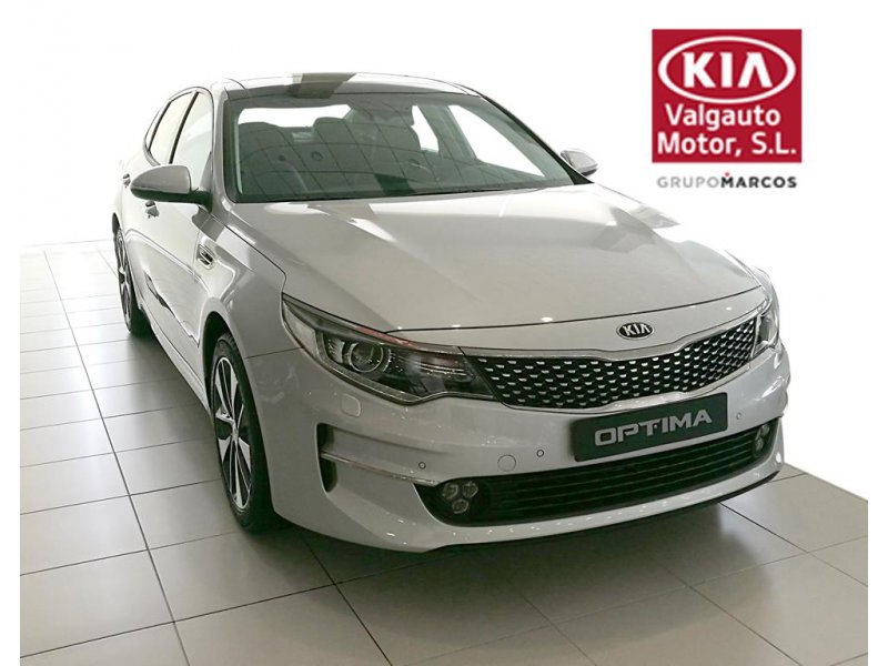 Kia Optima 1.7 CRDi Automático Emotion
