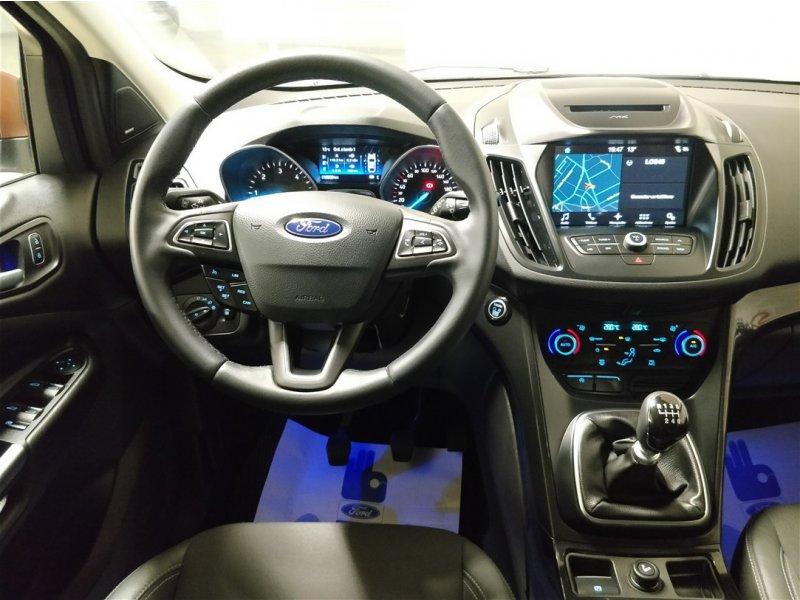 Ford Kuga 2.0 TDCi 150CV 4x4 A-S-S Titanium
