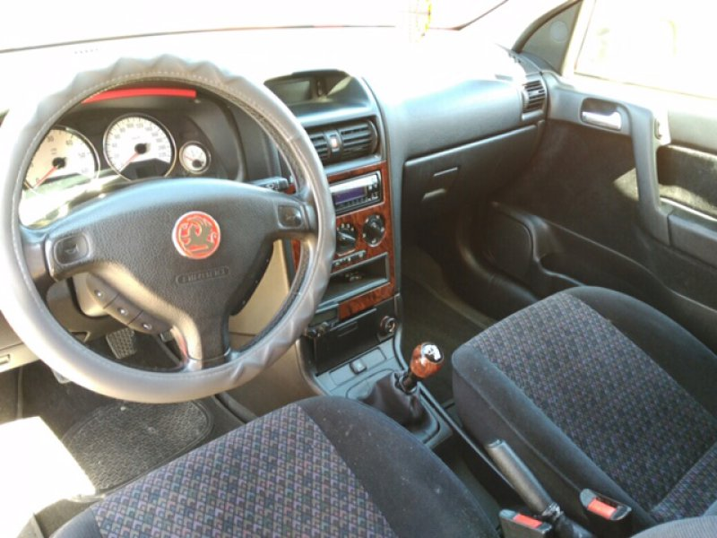 Opel Astra 1.8 16V ELEGANCE