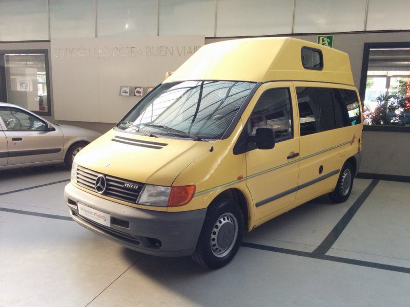 Mercedes-Benz Vito 110D 2.3TD SINTERMOVIL F