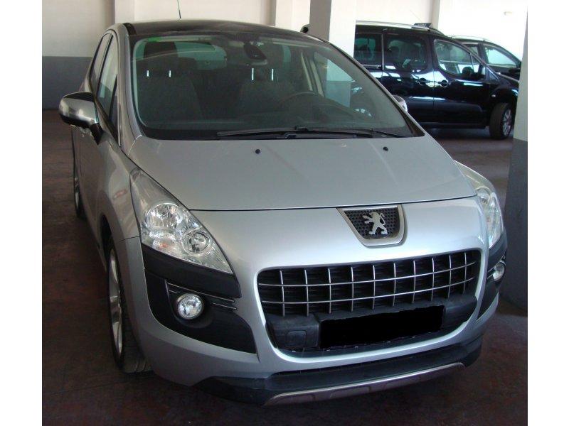 Peugeot 3008 1.6 e-HDI 115 Allure