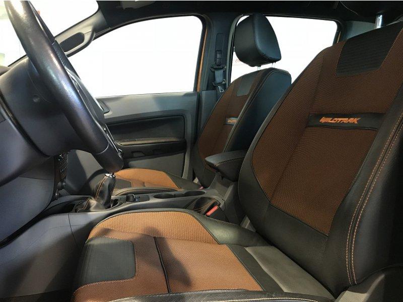 Ford Ranger 3.2 TDCi 200 CV 4x4 Dob Cab S/S Wildtrack