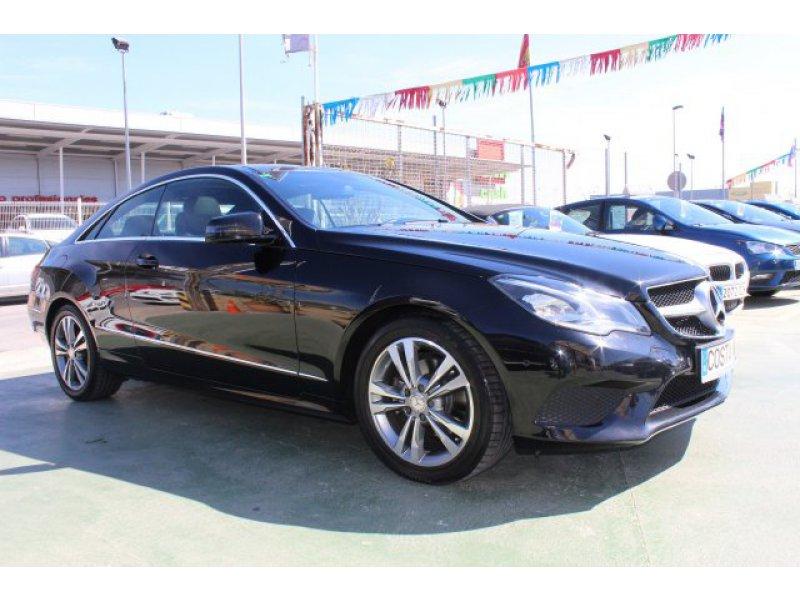 Mercedes-Benz Clase C E 220 CDI Coupé Sport