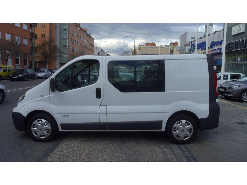 Renault Trafic dci 115