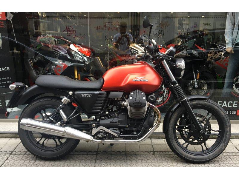 Moto Guzzi V7 Stone V2 (VENDIDA)