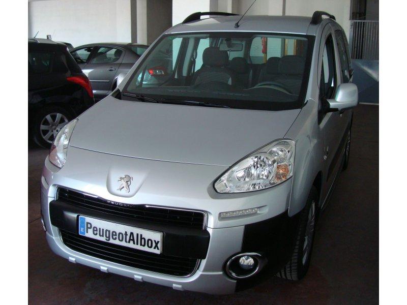 Peugeot Partner Tepee 1.6 HDi 92cv Outdoor