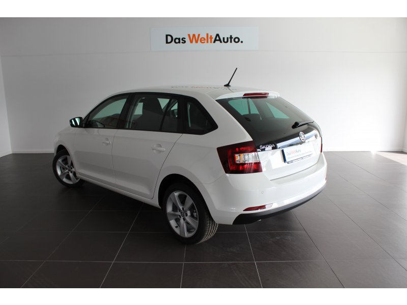Skoda Spaceback 1.0 TSI 81KW (110cv) Spaceback Like