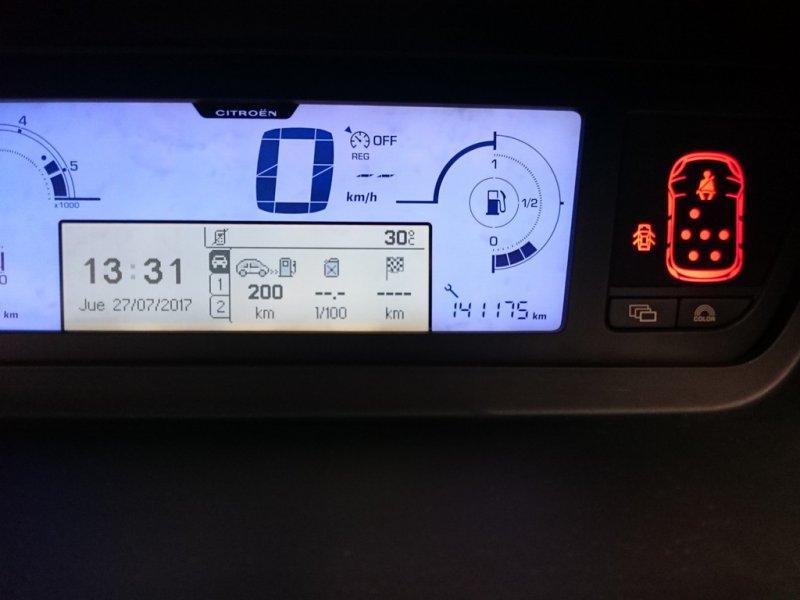 Citroen Grand C4 Picasso 1.6 HDi SX
