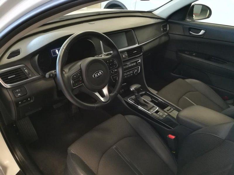 Kia Optima 1.7 CRDi VGT 141CV DCT Eco-Dynam Drive