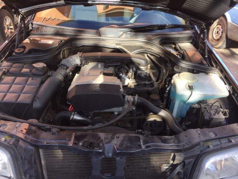 Mercedes-Benz Clase C C 180 ELEGANCE