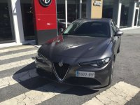 Alfa Romeo Giulia 2.2 Diesel 180cv AT Super
